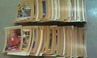 1987 Topps Baseball MLB OVERSIZE and PROOF Oddball Cards  YOU PICK UPDATED