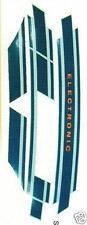 Serie Completa Fregi per Sacche e Parafango Adesive Piaggio Vespa 125 ET3