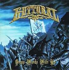 (CD) Guttural - Cross Words With Us
