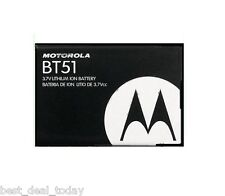 OEM MOTOROLA ORIGINAL BT51 BATTERY SNN5814A FOR W755 W766 A455 RIVAL W385 W490