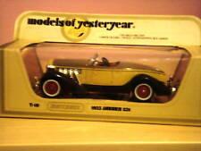 Matchbox Models of Yesteryear Y-19 1935 Auburn 851