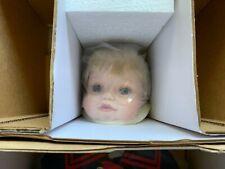 Borden Elke Hutchens Little Cracker Jack Boy Porcelain Collector Doll New