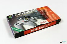 ★ Nintendo PROMO Sammel VIDEO VHS - N64 THE NEW DIMENSION OF FUN ★