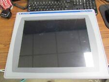 Allen Bradley Panelview Plus 1500 Color Touch Display Module 2711P-Rdt15C Ser. C