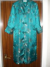 Lady's silk dressing gown or special evening wear by Longevity