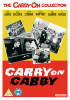 Carry On Cabby DVD (2017) Hattie Jacques, Thomas (DIR) cert PG ***NEW***