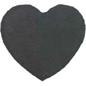 Natural Slate HEART Placemats