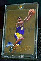 KOBE BRYANT BRILLIANTS FOIL MIRROR LIKE SURFACE RARE SP LOS ANGELES LAKERS