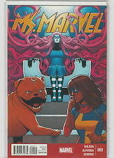 Ms Marvel #9 Marvel Comics 2014 First Print NM+