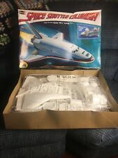 Revell 1/72 NASA Space Shuttle Model Kit New Open Box Sealed Parts