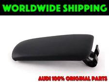 AUDI A4S4 (03-08) Center Console Armrest Lid BLACK GENUINE 8E0864245E38M