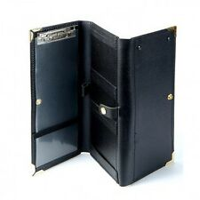 PWL Tri Fold Fixed Penalty Notice Folder - Leather