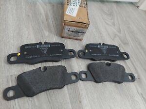 NEW GENUINE PORSCHE PANAMERA (970) REAR BRAKE PAD SET 97035294905