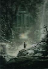 The Hobbit The Desolution if Smaug,'Lenticular Poster' Chase Card KA-06