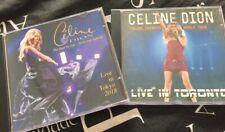 Celine Dion 2 cds Live in Concert (Toronto/Tokyo)