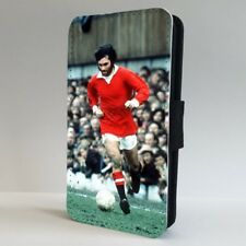 George Best Manchester United (6) FLIP PHONE CASE COVER for IPHONE SAMSUNG