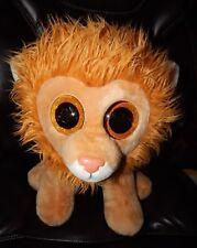 TY Beanie Boo Louie Lion RARE RETIRED Jumbo Plush 13