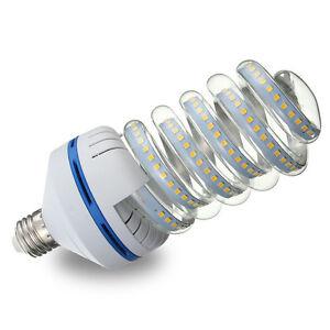 2835 SMD LED E27 Energy Saving Bright Spiral Bulb Lighting Lamp 5W-30W AC86-245V