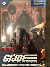 GI JOE CLASSIFIED COBRA TROOPER TARGET EXCLUIVE IN HAND!!!  Mint!