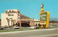 Postcard Holiday Inn West Covina California