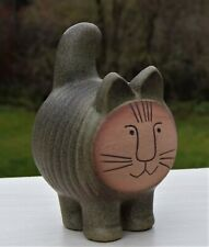 Gray CAT   LISA LARSON  GUSTAVSBERG  SWEDEN  FREE INSURED  SHIPPING