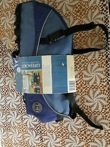 NEW Henry & Clemmie's Pet Provisions Life Vest LG ( 40-65 LBS)