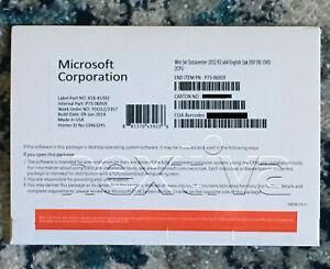 Microsoft Windows Server 2012 Datacenter R2 x64 1pk  License Key & DVD