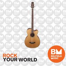 Takamine Gb30 Series Ac/el Bass Guitar Cutaway Natural TGB30CENAT
