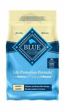 Blue Buffalo Life Protection Formula Puppy Dog Food – Natural Dry Dog Food fo...