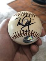 MARK MCGWIRE signed Autographed Baseball - COA - Great Piece