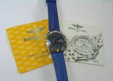 HAU Breitling Chronomat Windrider Vitesse B 13050.1 Herren Uhr Stahl automatic