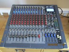 Peavey Master 16FX 16 Channel 4 Bus Console Mixer