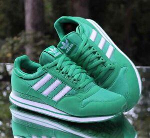 Adidas Originals ZX 500 Spring 2010 Men's Size 9.5 Green White G20004