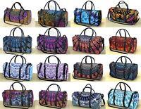Duffle Bag Travel Gym Sports Large Shoulder Handbag Luggage Men Canvas Bags Au