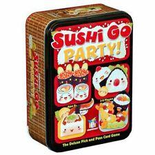 Sushi Go Party New Version of Sushi Go
