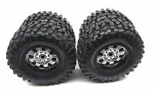 1/8 Yeti XL TIRES & Wheels (Goodrich Krawler T/A KX, 3.8 Raceline Axial AX90032