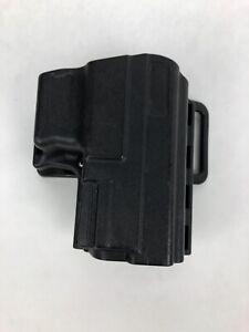 Uncle Mikes Reflex Pistol Gun Holster Open Top Size 27 RH Black - FSTSHP Free