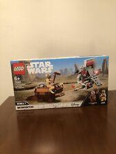 LEGO 75265 STAR WARS MICROFIGHTERS T-16 SKYHOPPER  VS BANTHA MISB!