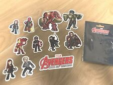 Hot Toys AVENGERS 2 AGE OF ULTRON Stickers
