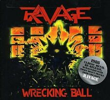 Ravage - Wrecking Ball [CD]