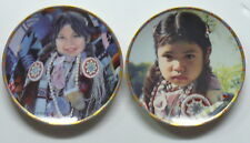 Lenox >Set Of Two Plates >Children Of The Sun And Moon Plate Collection x6