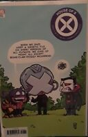 HOUSE OF X #6 Skottie Young Variant MARVEL Comics 2019 Hickman