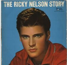 Ricky Nelson - The Ricky Nelson Story JAPAN LP with INNER SLEEVE