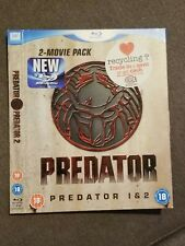 Predator 1 & 2 Blu-ray slipcover ONLY (no movie)