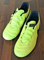 Nike Tiempo JR Rio III FG Football Boots Size: 5 (UK) 38 (EU) 5.5y (US) VGC