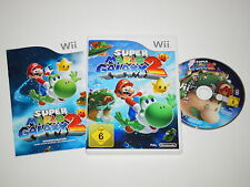 Nintendo Wii Spiel Super Mario Galaxy 2 #54105