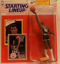 1990 David Robinson San Antonio Spurs Kenner Starting Lineup Figure