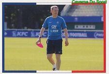 020 ERIC BEDOUET STAFF EQUIPE FRANCE STICKER EURO 2016 FIERS D'ETRE BLEUS PANINI