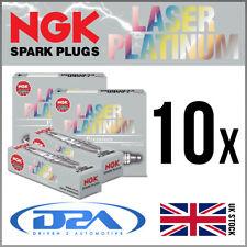 10x NGK DCPR8EKP (7415) Laser Platinum Spark Plug *Wholesale Price SALE*