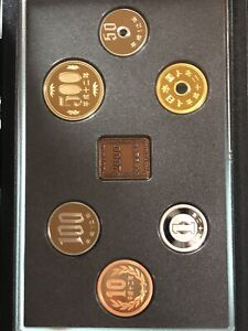 2000 Japan Proof Coin Set  JS#48